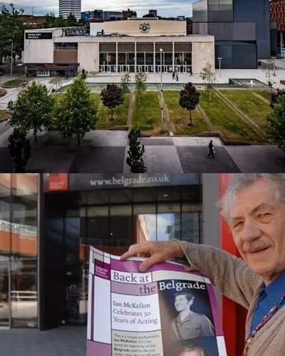 Jedino profesionalno pozorište u Koventriju zove se Beograd