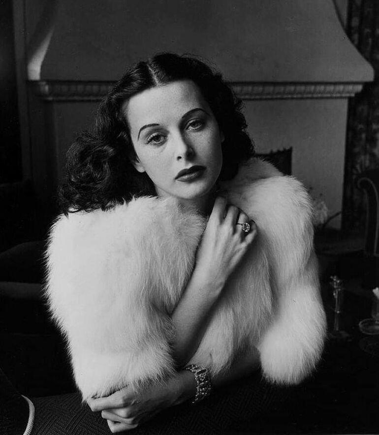 Hedi Lamar