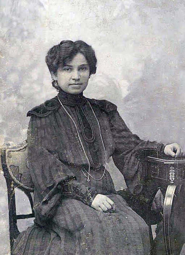 Prva žena arhitekta u Srbiji