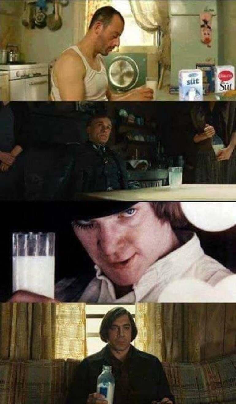 Zašto je piti mleko jezivo?